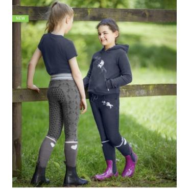 ELT - Chaussettes d'équitation enfant Glitter • Sud Equi'Passion