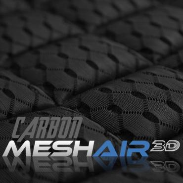 LEMIEUX - Tapis Carbon Mesh Air Close Contact Half Square • Sud Equi'Passion