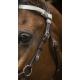 NORTON PRO - Side-Pull cuir Tresse havane