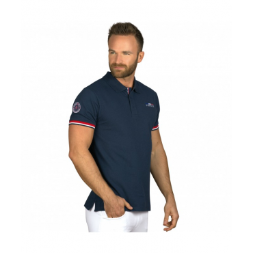 Polo homme France Limited Edition FLAGS et CUP • Sud Equi'Passion