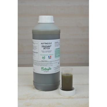 NUTRAGILE - Drainant/Détox liquide • Sud Equi'Passion
