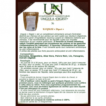 UNGULA NATURALIS - Ungula Digest • Sud Equi'Passion