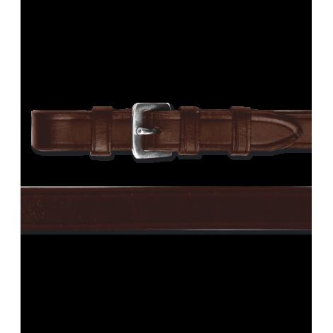 WALDHAUSEN - Rênes de bride en cuir X-line 12mm