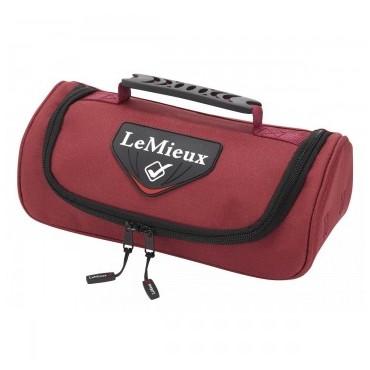 LEMIEUX - Petit sac Tack Cleaning Bordeaux • Sud Equi'Passion