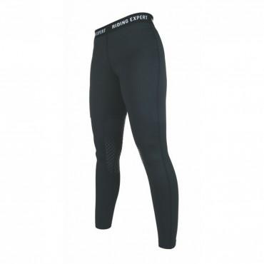 HKM - Leggings junior Wien Style grip silicone • Sud Equi'Passion