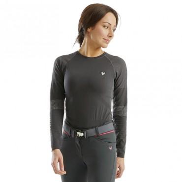 HORSE PILOT - Tee-shirt manches longues Femme Optimax • Sud Equi'Passion