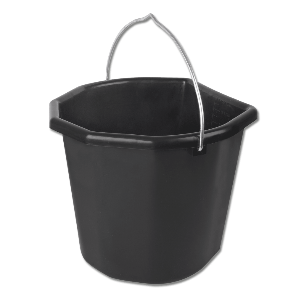 Seau bords plats 20 litres