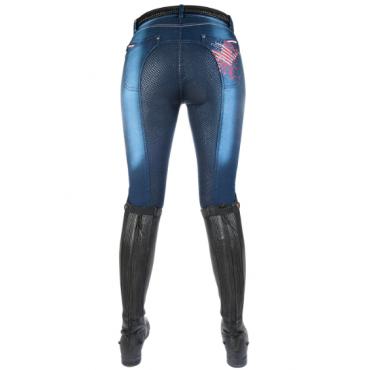 Pantalon -USA- Denim • Sud Equi'Passion