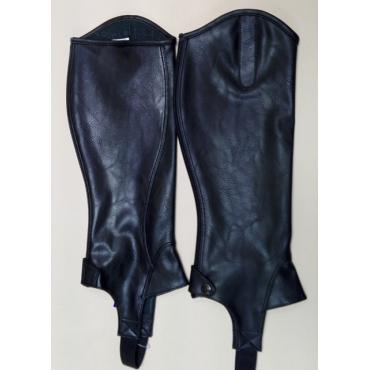 Mini-chaps Trendy en cuir synthétique • Sud Equi'Passion