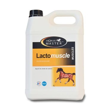 HORSE MASTER - Lactomuscle • Sud Equi'Passion