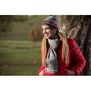 Echarpe tricotée -Performance-