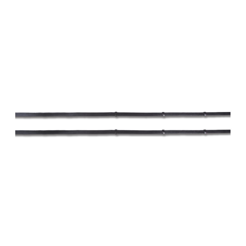 X-Line Rênes en cuir extra longues