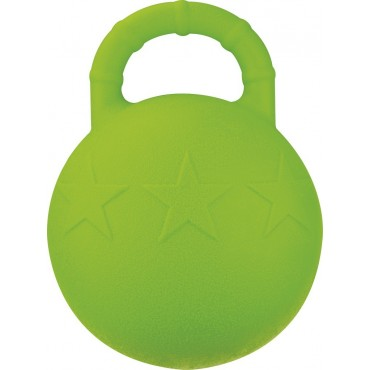 Ballon à poignée parfum pomme 25cm • Sud Equi'Passion