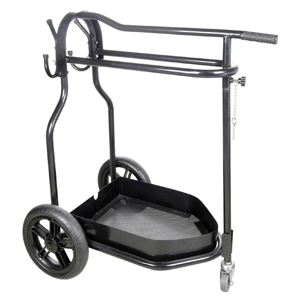 Chariot porte-selle pliable Easy