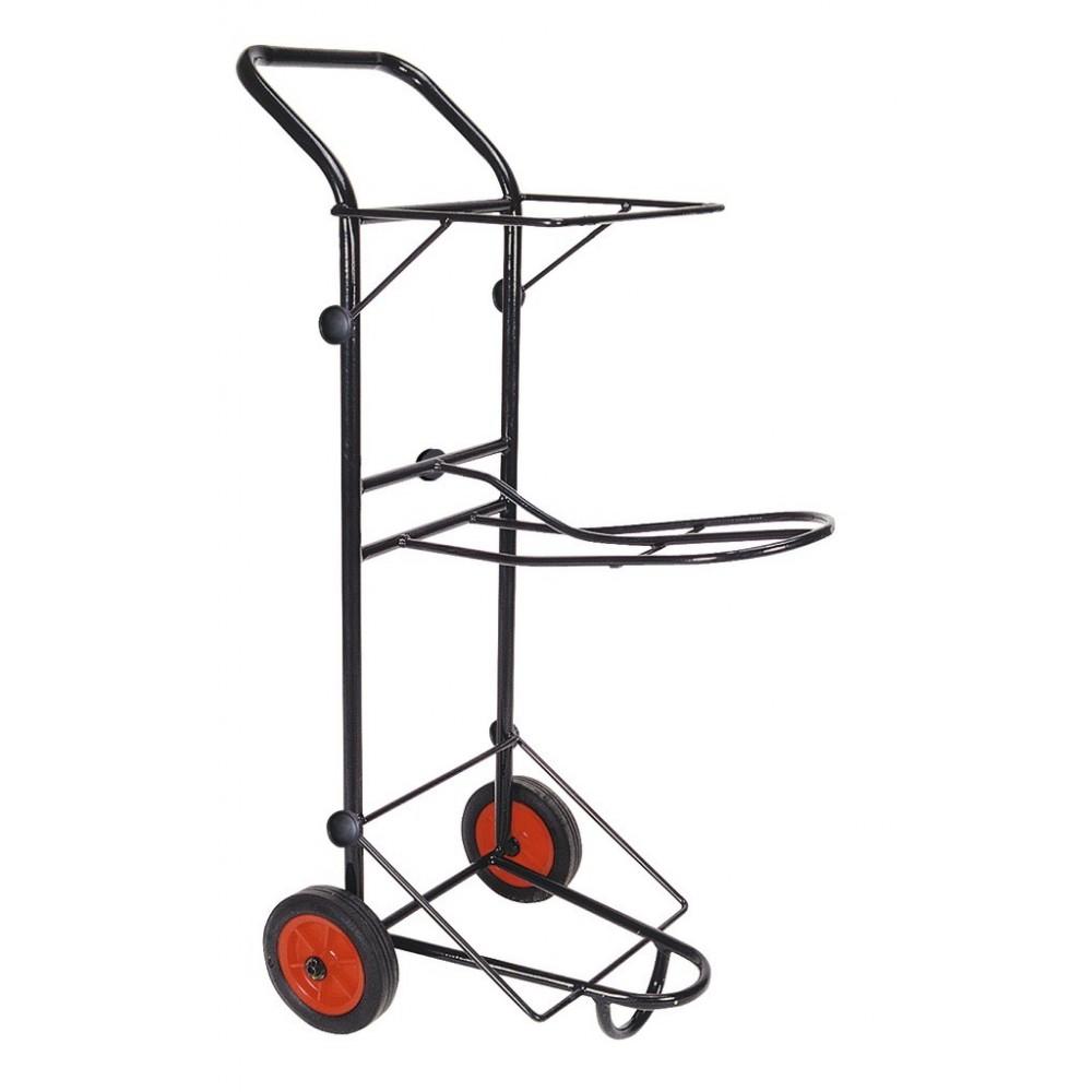Chariot porte-selle