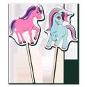 Party-Picks Licorne