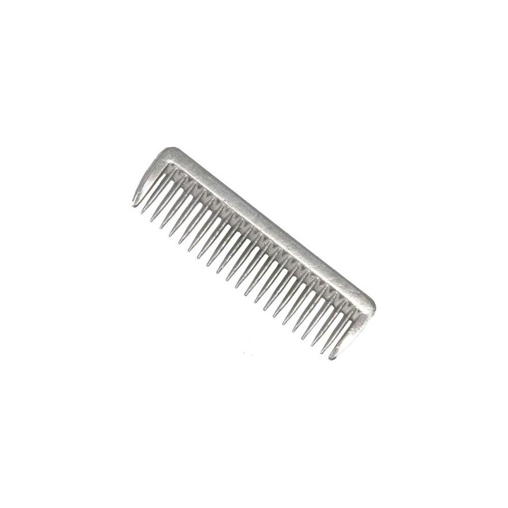 Peigne aluminium 9x2,6cm