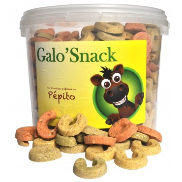 GALO'SNACK - Bonbons Fer à Cheval • Sud Equi'Passion