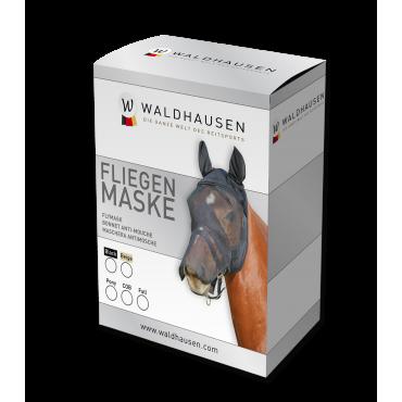 WALDHAUSEN - Masque anti-mouches Premium avec naseaux • Sud Equi'Passion