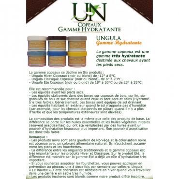 UNGULA NATURALIS - Onguent Hydratant Eté • Sud Equi'Passion