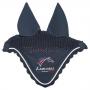 Bonnet anti-mouches poney FFE