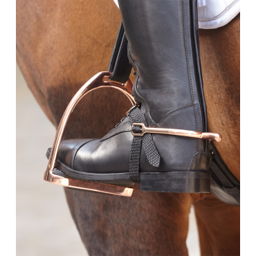 Etriers Rosegold • Sud Equi'Passion