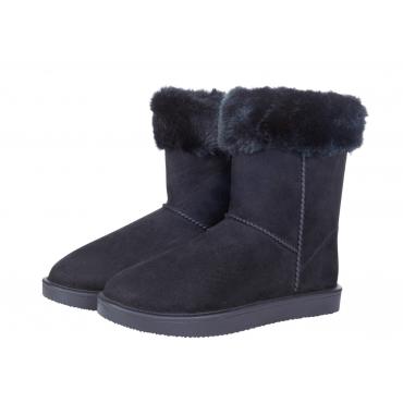 Boots fourrées imperméables Davos HKM • Sud Equi'Passion