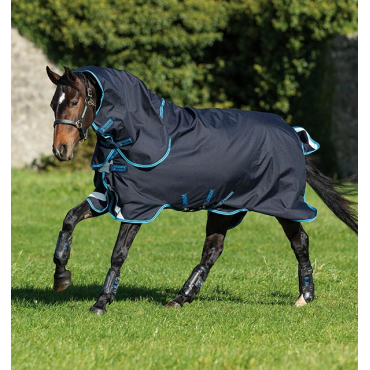 Amigo Bravo 12 Plus Bundle Disc Front HORSEWARE