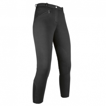 Pantalon Nantes basanes tissu HKM • Sud Equi'Passion
