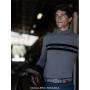 Polo technique homme manches longues Jersey Fleece CAVALLERIA TOSCANA