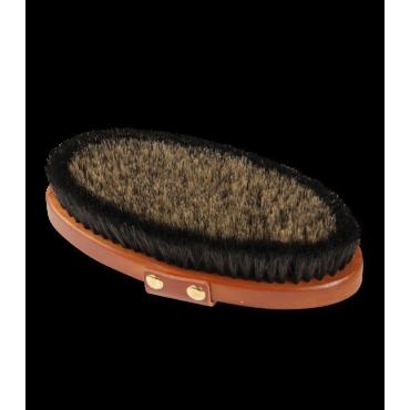 Brosse douce poils de sanglier Hardwood