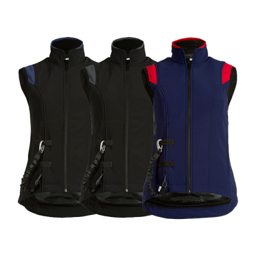 Air Shell Gilet + Airbag Zip'in HELITE