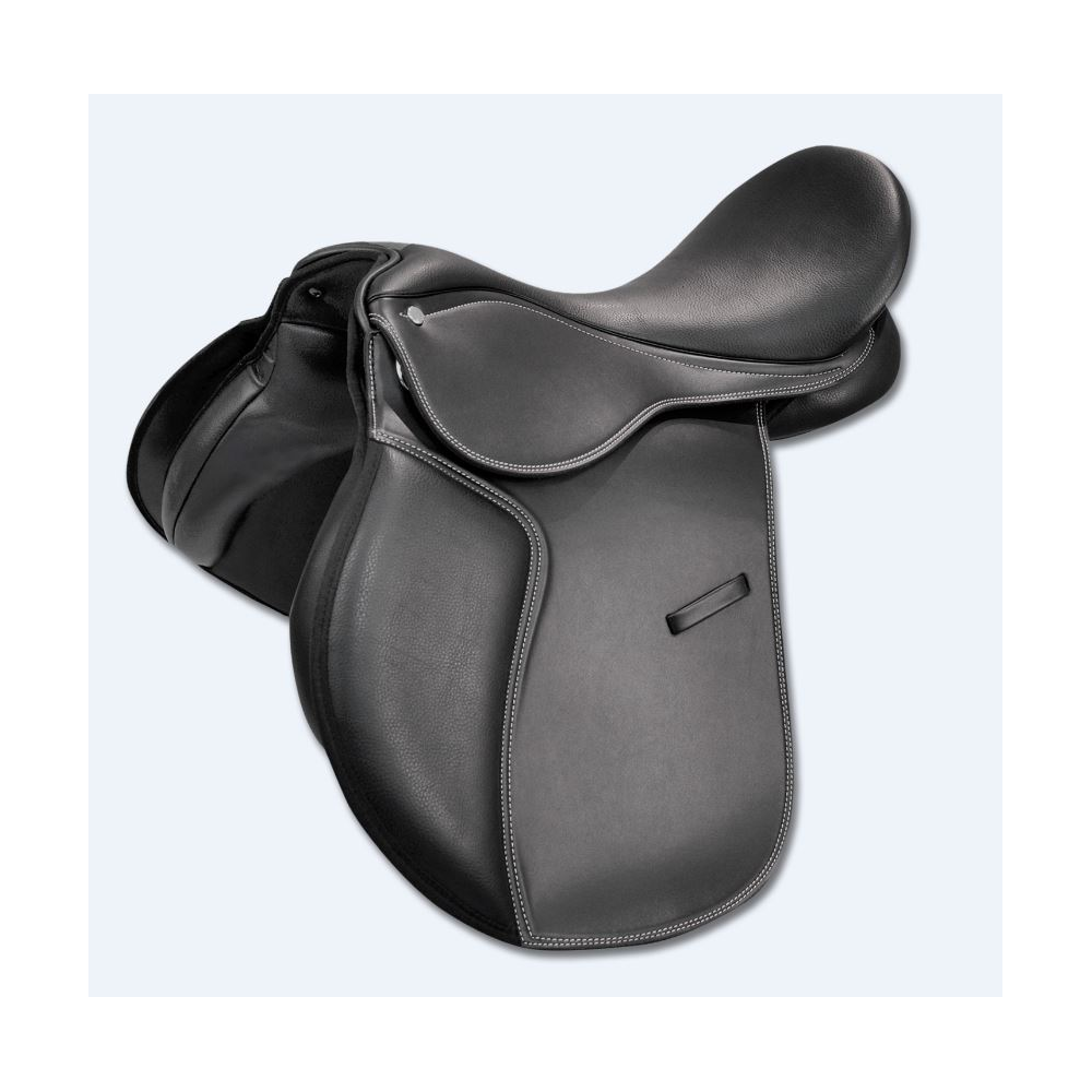Selle mixte synthétique Economic Poney Waldhausen