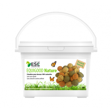 Friandises Equigood Nature ESC LABORATOIRE