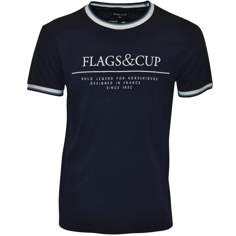 T-shirt homme Prado FLAGS et CUP