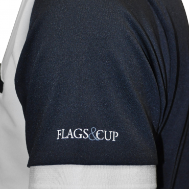 FLAGS&CUP - Polo de concours enfant manches courtes Urbano • Sud Equi'Passion
