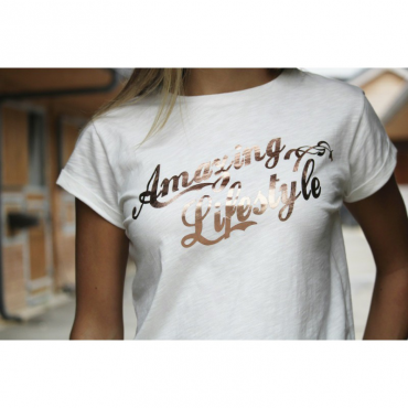 PENELOPE LEPREVOST - T-shirt Moby • Sud Equi'Passion