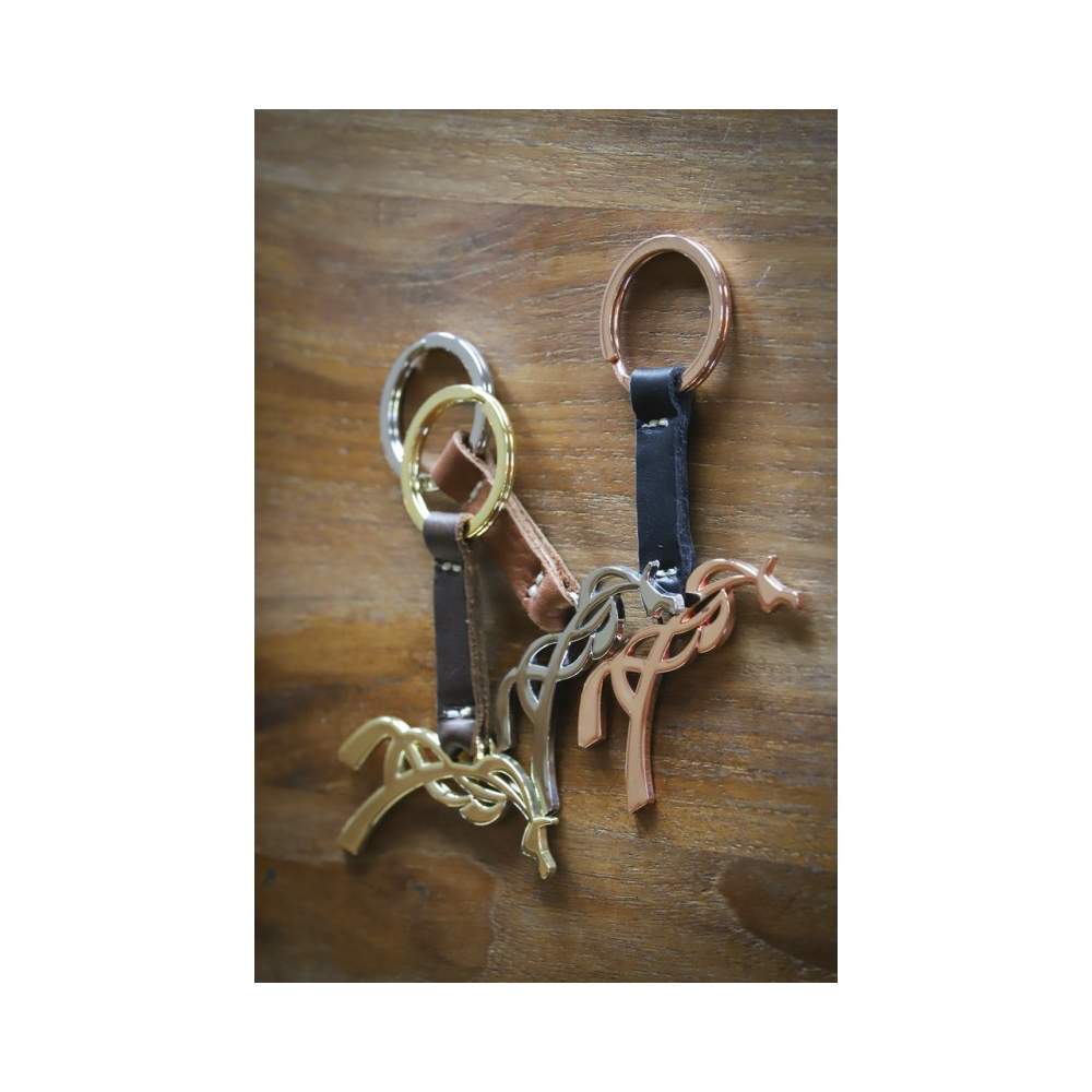 Porte-clefs Tibou PENELOPE LEPREVOST