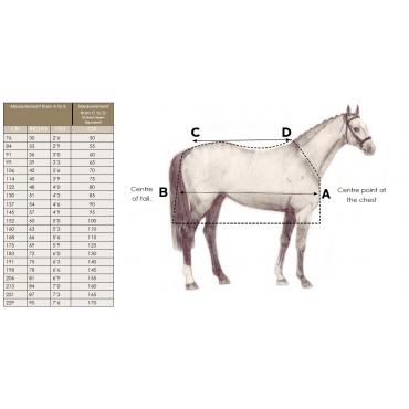 HORSEWARE - Chemise d'écurie Amigo Stable Sheet • Sud Equi'Passion