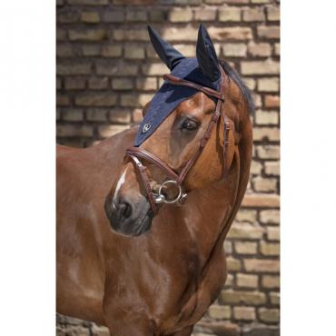 Bonnet anti-mouches long Pro Series Sport EQUITHEME • Sud Equi'Passion