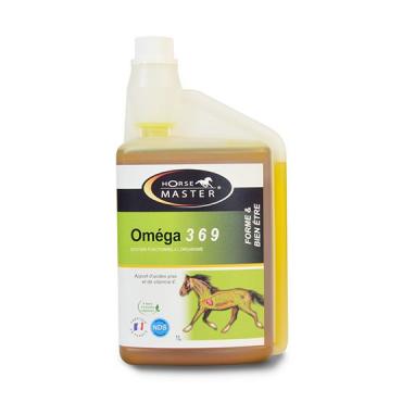 Omega 3.6.9 HORSE MASTER • Sud Equi'Passion