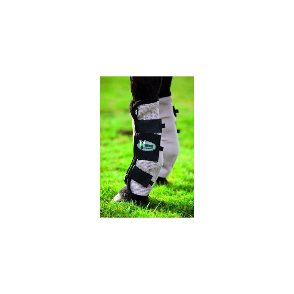 Horseware rambo flyboot-mouches protection guêtres