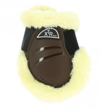 Protège-boulets mouton synthétique NORTON XTR • Sud Equi'Passion