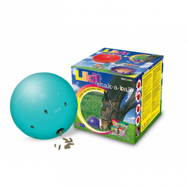 Jouet Snack a Ball LIKIT • Sud Equi'Passion
