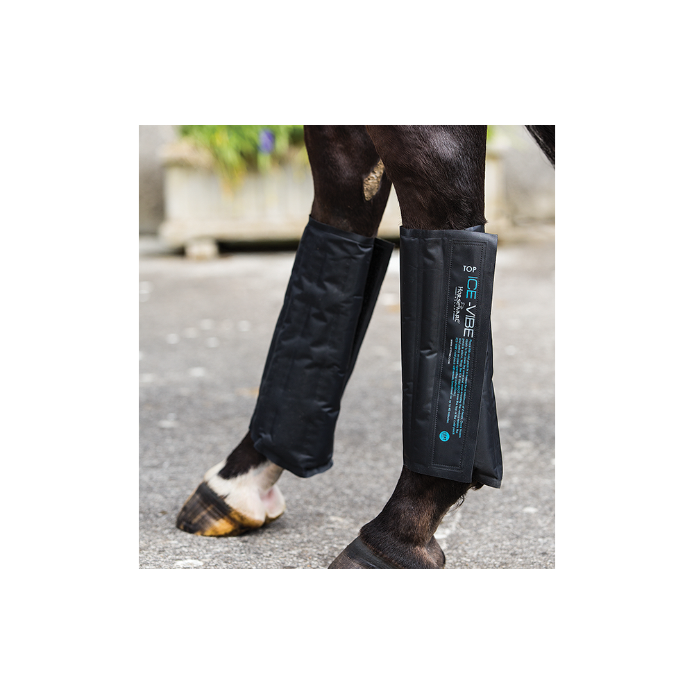 Cold pack guêtres Ice-Vibe HORSEWARE
