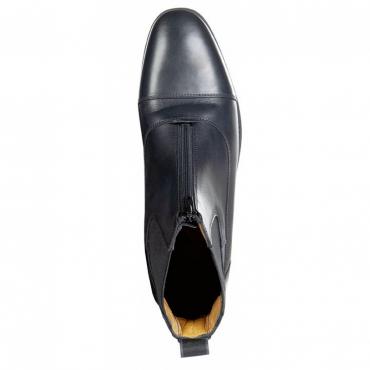 Boots cuir renforcées Hard Cap HKM • Sud Equi'Passion