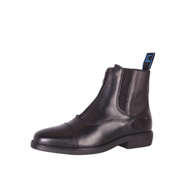 Boots cuir femme zip Noblesse BR • Sud Equi'Passion