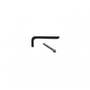Kit vis + clé allen pour gilet airbag (ancien modèle LV) HIT-AIR • Sud Equi'Passion