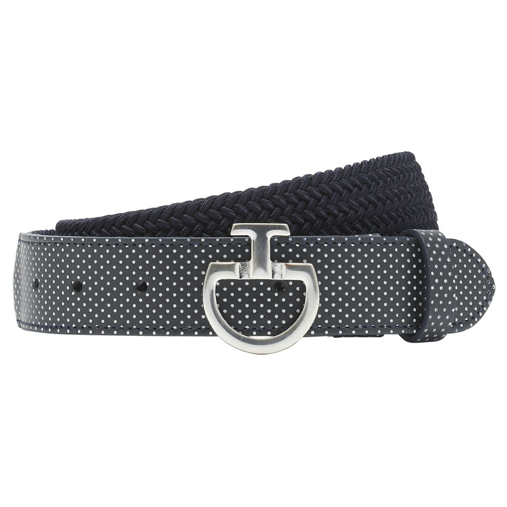 Ceinture élastique CT Perforated Leather CAVALLERIA TOSCANA