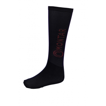 MONTAR - Chaussettes nylon 3 paires • Sud Equi'Passion